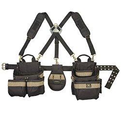 LeatherCraft 23 Pocket Framers Tool Belt System