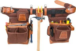 Occidental Leather Tool Bag Set