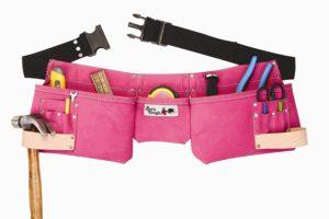Born Tough 9 Pocket Womans Tool Belt