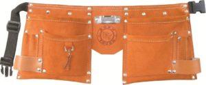 Born Tough Pocket Suede Leather Kids Tool Belt