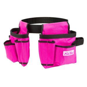 The Original Pink Box Womens Pink Tool Belt