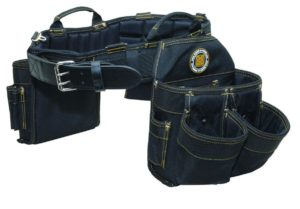 Rack-A-Tiers 43242 Electrician's Combo Belt & Bags - Medium, 30-34