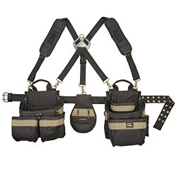 LeatherCraft 23 Pocket Framers Tool Belt System