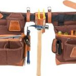 Occidental Leather Tool Bag Set