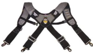 Brown Bag Gel Foam Tool Belt GSX
