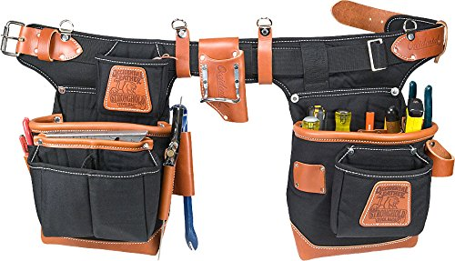 Occidental Leather Adjust-to-Fit Fat Lip Tool Bag Set