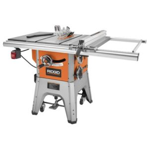 RIDGID 10 in. 13-Amp Professional Table Saw R4512