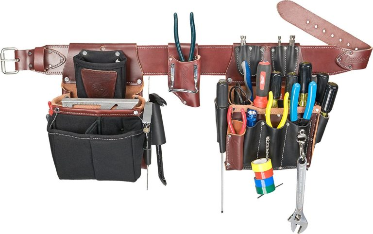 Occidental Leather Commercial Electrician's Set
