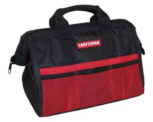 Craftsman 9-37535 Soft Tool Box, 13""