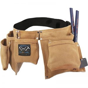 Best Kids Tool Belt - Young Builder Kids Leather Tool Belt